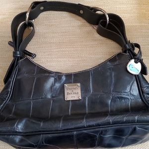 DOONEY & BOURKE  Black Shoulder Bag